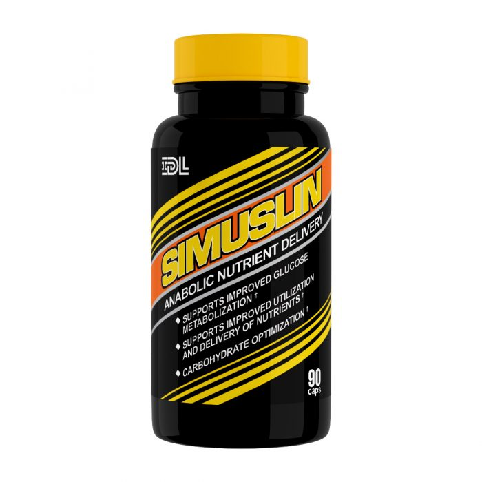 Simuslin Anabolic Nutrient Delivery & Glucose Delivery Agent
