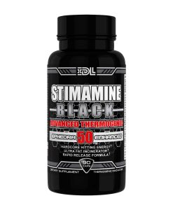 Stimamine Black Advanced Thermogenic