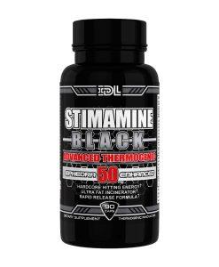 Stimamine Black Advanced Thermogenic