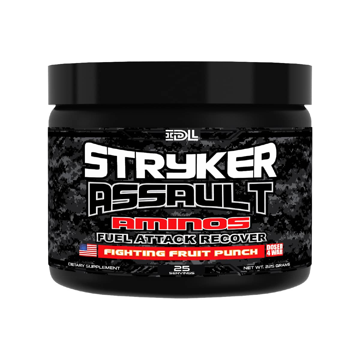 Stryker Assault Aminos Fighting Fruit Punch