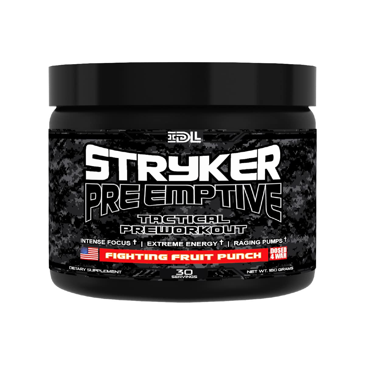 Stryker PreEmptive with DMHA Pre Workout