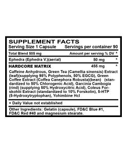 supplement-facts-stryker-hardcore