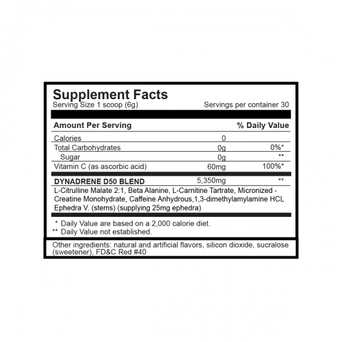 supplement-facts-dynadrene